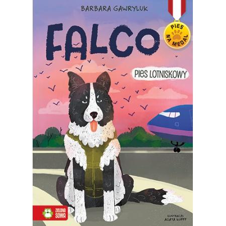 Pies na medal. Falco pies...