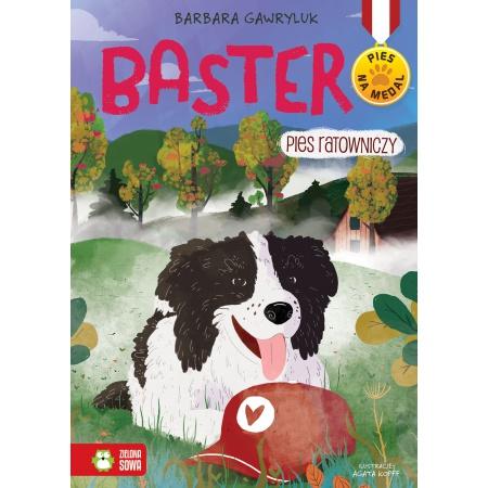 Pies na medal. Baster pies...