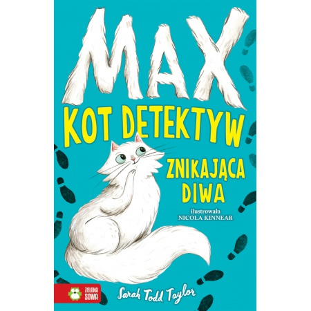 Max, kot detektyw....