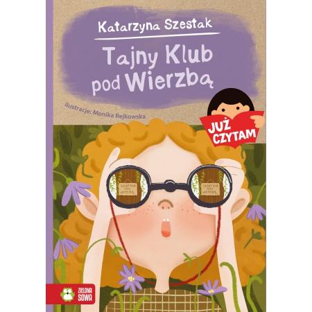 Już czytam. Tajny Klub pod...
