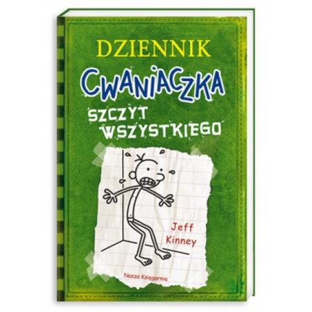 Dziennik Cwaniaczka T.3...