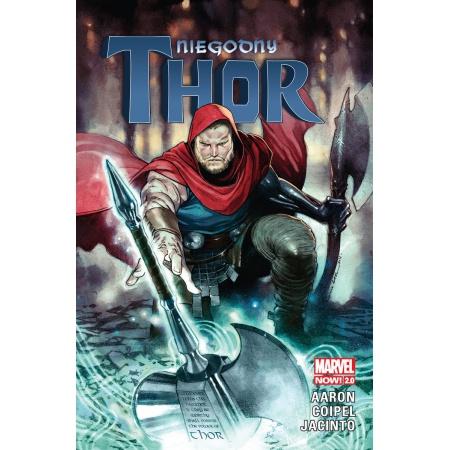 Marvel Now 2.0 Niegodny Thor