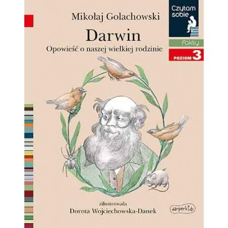 Czytam sobie. Darwin....