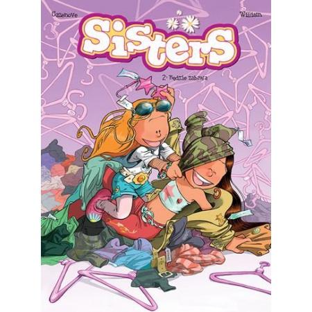 Sisters T.2 Będzie zabawa
