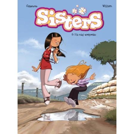 Sisters T.8 Dla niej wszystko
