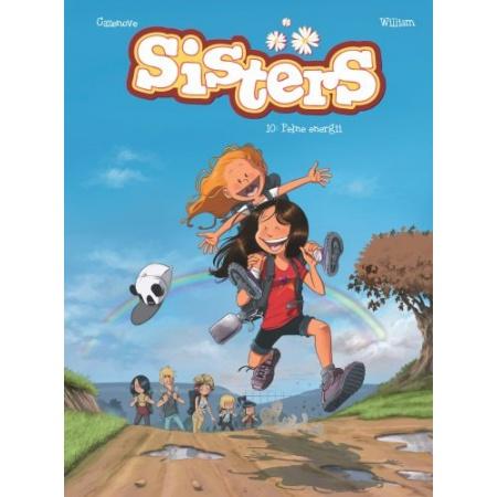 Sisters T.10 Pełne energii