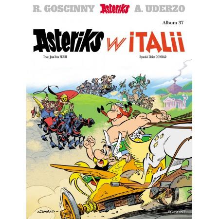 Asteriks. Asteriks w Italii