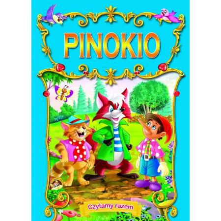 Pinokio. Czytamy razem