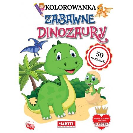 Zabawne dinozaury....
