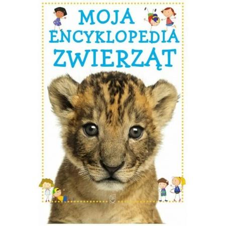Moja encyklopedia zwierząt