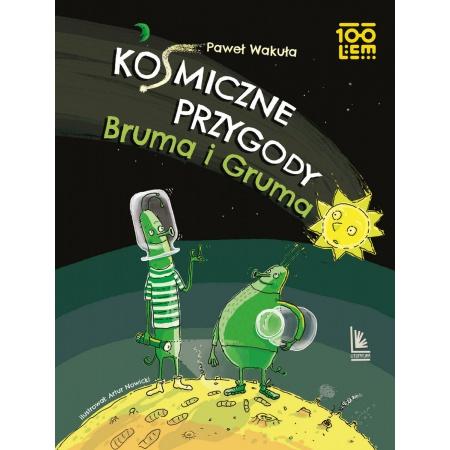 Kosmiczne przygody Bruma i...
