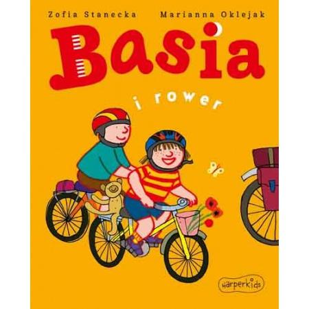 Basia i rower