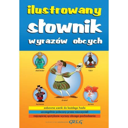Ilustrowany słownik wyrazów...