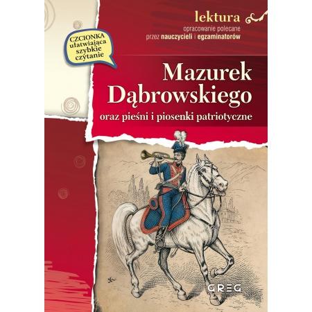 Mazurek Dąbrowskiego oraz...