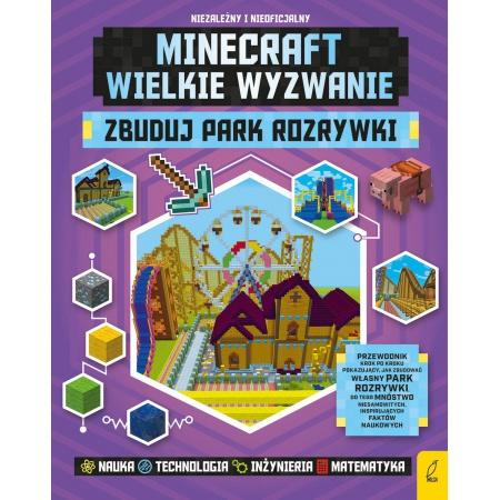 Minecraft. Zbuduj park...