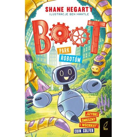 Boot T. 3 Park robotów
