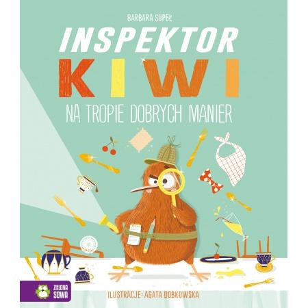 Inspektor Kiwi na tropie...