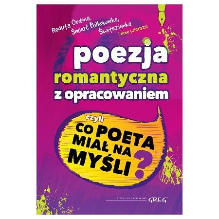 Poezja romantyczna z...