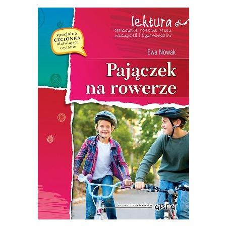 Pajączek na rowerze