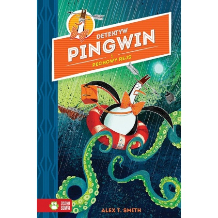 Detektyw Pingwin i pechowy...