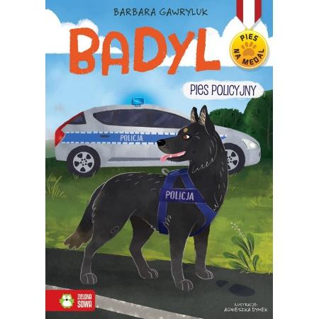 Pies na medal. Badyl, pies...