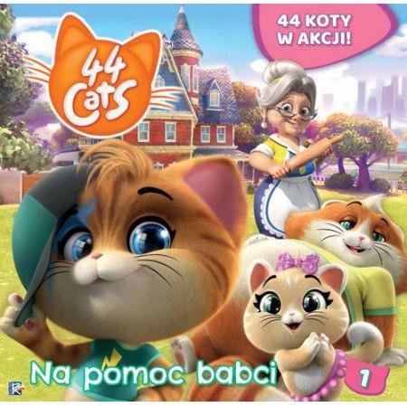 44 Koty - Na pomoc babci