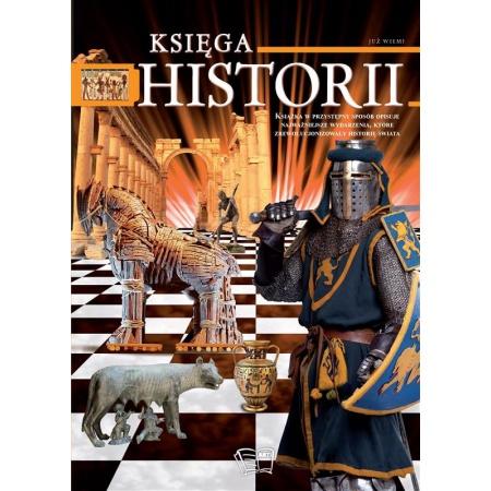 Już wiem!. Księga historii