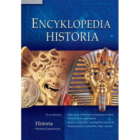 Encyklopedia szkolna. Historia
