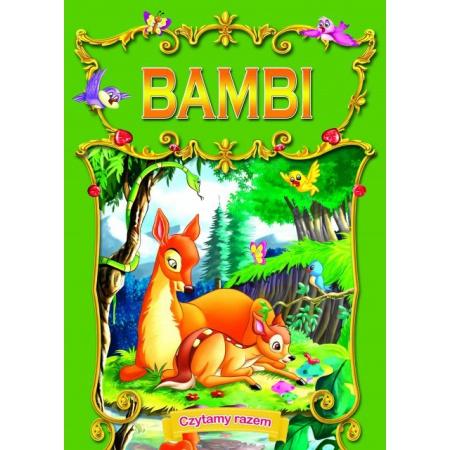 Bambi. Czytamy razem